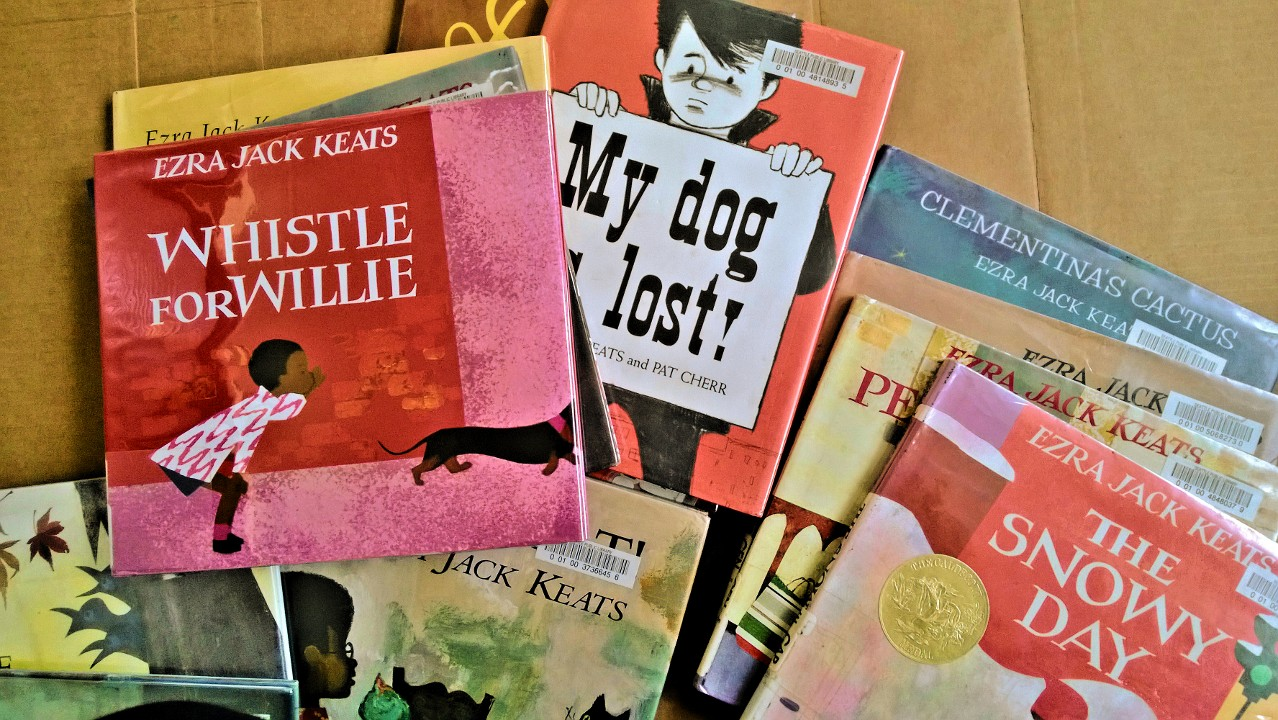Ezra Keats and multicultural picture books