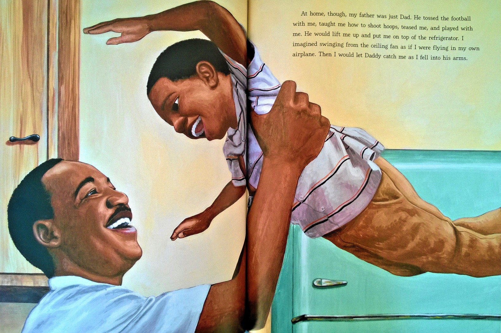 Painting Unique Portraits 3 Noteworthy Picture Book Biographies On